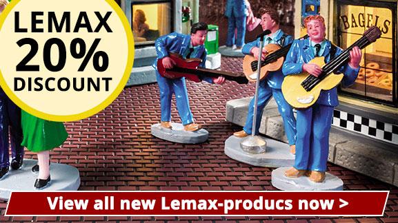 Lemax season 2019