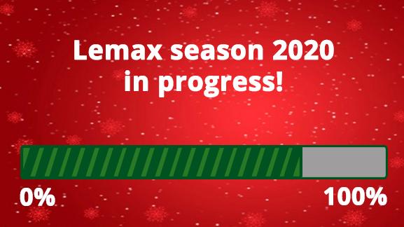 Lemax season 2020