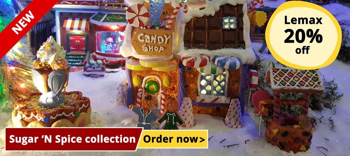 Sugar 'n Spice collection