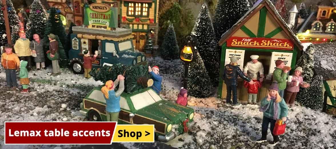 crazy lemax days - Lemax Christmas Village
