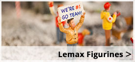 Lemax Figurines