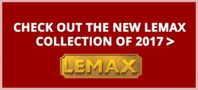 Check out the new lemax collection of 2017