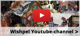 Youtube channel Wishpel-village.nl