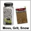moss grit snow